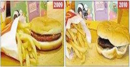 营养师惊人发现:麦当劳放一年也不会坏 - wangqingwei421 - wangqingwei421的博客