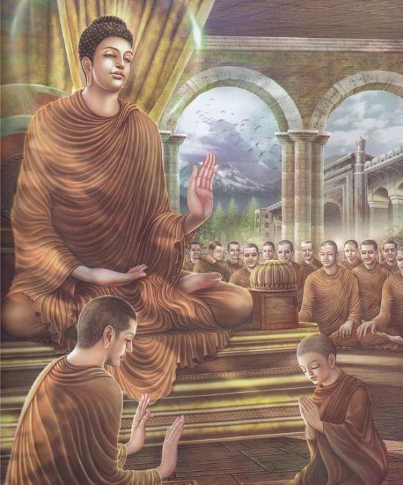 释迦牟尼佛的一生 - 一颗鹅卵石 - 欢迎光临一颗鹅卵石的网易博客