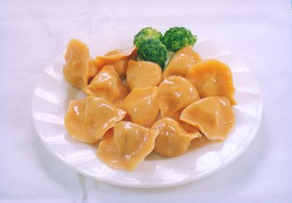 十二种素饺子的做法