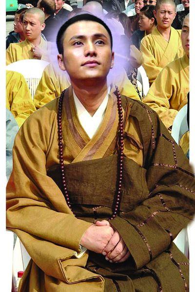 演员陈坤:我每天都读《金刚经》 - 郑恩丰 - 佛道·易学·人生交流空间