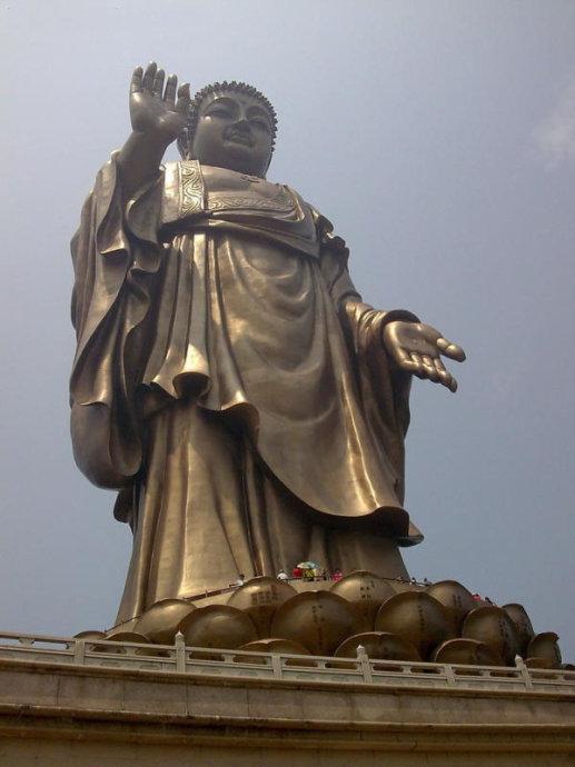 中国五座大佛