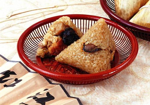 美味健康素粽子做法大全--學佛網