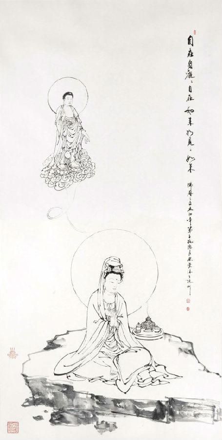 佛寺的对联 - 莲馨 - 莲馨的博客