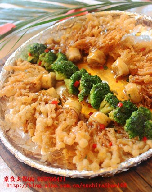 十道热菜篇的素食菜肴 - 清 雅 -    清     雅博客